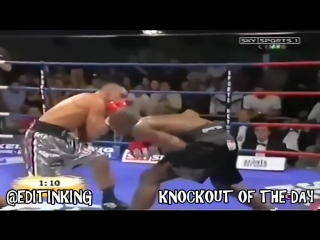 KNOCKOUT OF THE DAY Wayne Alexander vs Takaloo