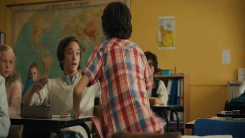 Краткий обзор / Le coeur en braille (2016) ( комедия, драма)