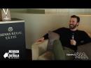 Фрагмент интервью Криса для Merrick & Australia