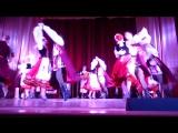 4- Концерт народного ансамбля народной музыки, песни и танца