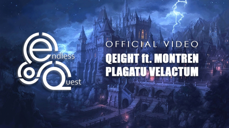 Qeight feat. Montren - Plagatu Velactum |Official Video|
