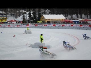 ЧМ по Спидвею (Мото на льду) в Красногорске. 2014. В этом году впервые за 20 лет не будет гонок.