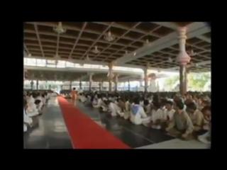 видео Sri Sathya Saisaa.