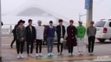 fancam 160408 NCT U greeting @ Incheon Airport