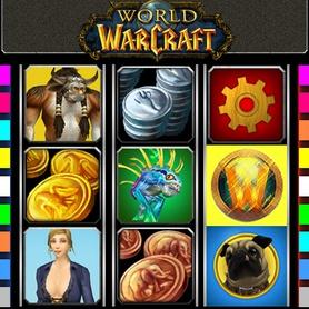 Игровой автомат Warcraft