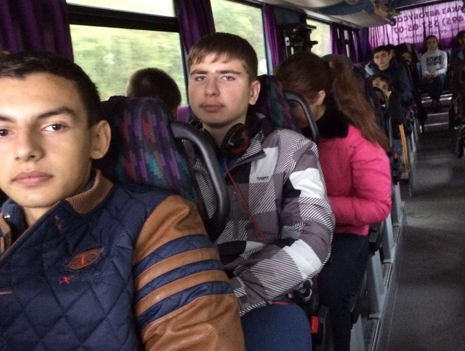 Школьники из Зеленчукского района побывали на экскурсии в Москве