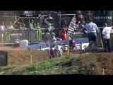 #JasonAnderson | Победа и в тоже время ужасная авария на #MonsterEnergy MXoN 2016 - Race 2