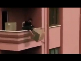 Китайские грузчики отжигают :-D