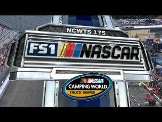 2017 NASCAR Camping World Truck Series - Round 17 - New Hampshire 175
