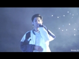 170915 EXO 찬열 - 롯데패밀리콘서트 Heaven + Tender Love 일부 (Lotte Family Concert Chanyeol Focus )