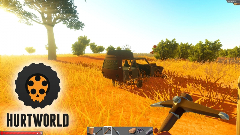HURTWORLD ПОСЛЕДНИЙ СТРИМ НА I5-4460