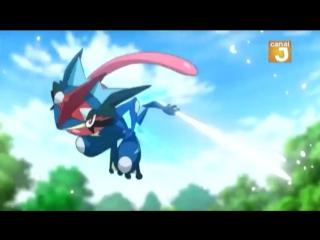 Pokémon XYZ Saison 19 - Générique Français (покемон опенинг 19 сезон на французком)