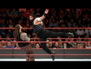Roman Reigns vs Bray Wyatt via Disqualification WWE Monday Night RAW 2017 Show 22nd May