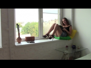 [upskirtcollection.com] limonika [teens, solo, upskirt, panty, shorts, stocking, voyeur]