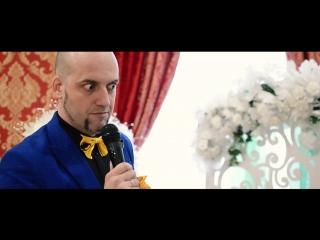 Свадебное интервью-сюрприз Алекс Воеводин