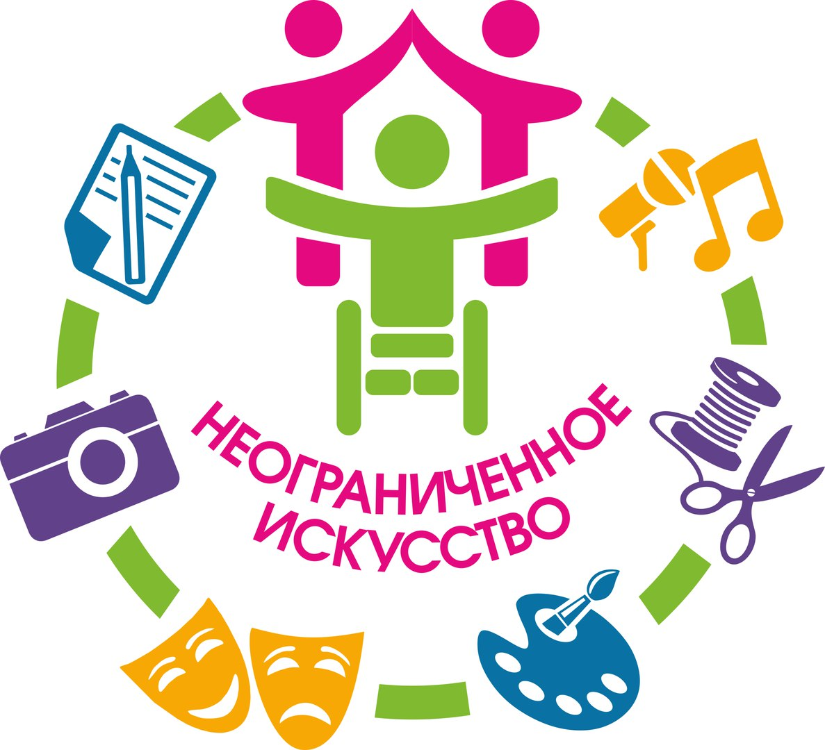 """Мероприятия проекта """"Неограниченное Искусство"""""""