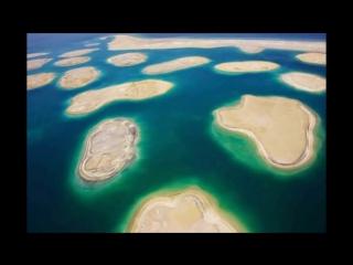 Как создают искусственные острова в Дубае