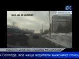 В Вологде все чаще мелкие ДТП перерастают в конфликты с применением оружия