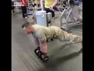 Тренировка солдата