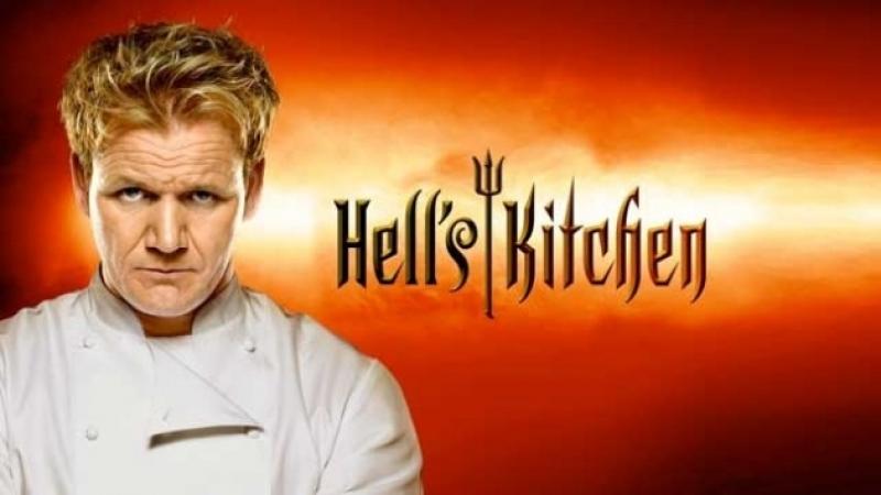 Адская Кухня 1 сезон: Гордон Рамзи TV