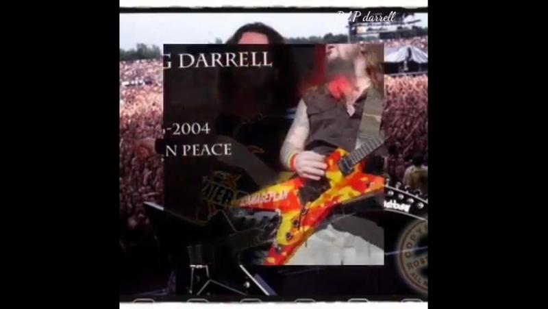 R.I.P Damebag Darrell