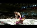 Shinobu (c) vs. Yuya Aoki (BJW - 01.11.2017)