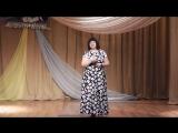 Армянская эстрадная песня - исп. Наталья Смолина.