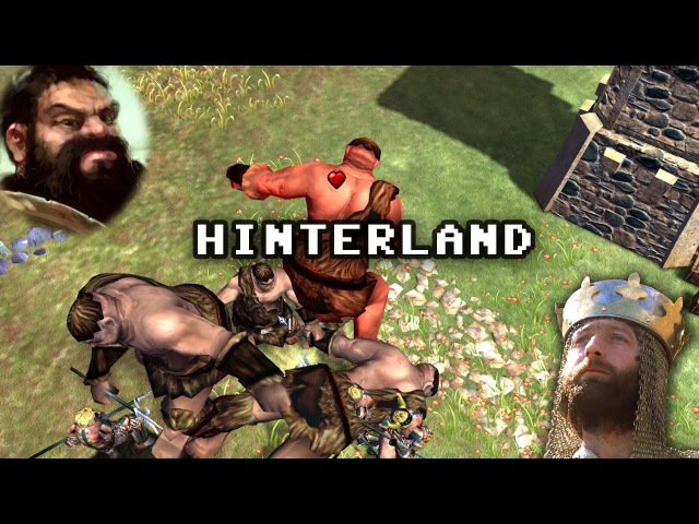 Hinterland - Ross's Game Dungeon