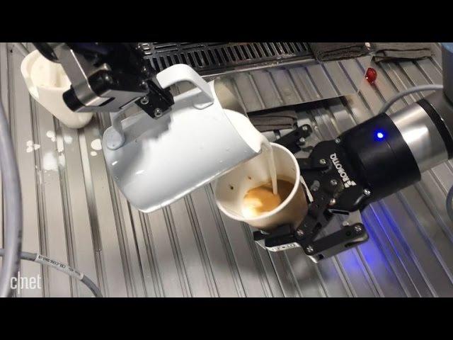 The Robot Barista could doom human baristas