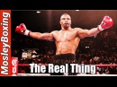 Mike TYSON KNOCKOUT HIGHLIGHTS HD | The REAL THING