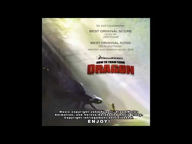 How to Train Your Dragon - Full FYC Score