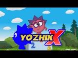Yozhik X (Kikoriki+Sonic X)/Пародия со Смешариками