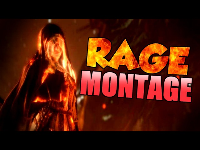 Dark Souls 3 Ashes Of Ariandel DLC - Rage Montage