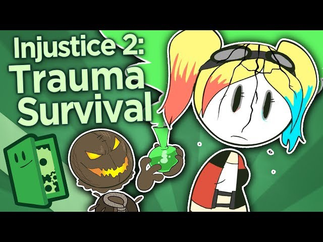 Injustice 2: Trauma Survival - Harley Quinn's Greatest Fear - Extra Credits