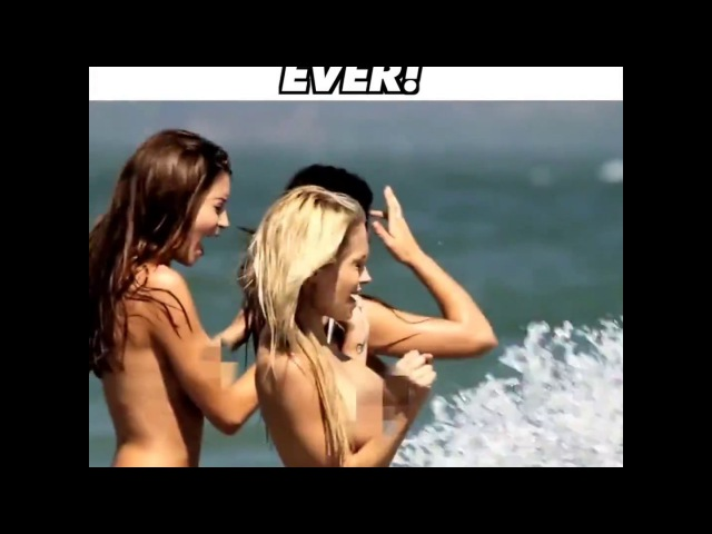 PlayBoy Hot Nude Girls 2017 - Sexiest KiteSurfing ever