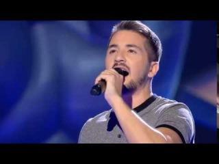 Шоу «Голос» Испания 2016. - Алекс Форриол с песней «Герои». –