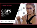 Gigi Hadids ABCs Maybelline New York