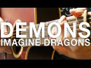 Demons - Imagine Dragons [Fingerstyle Guitar Cover by Eddie van der Meer]