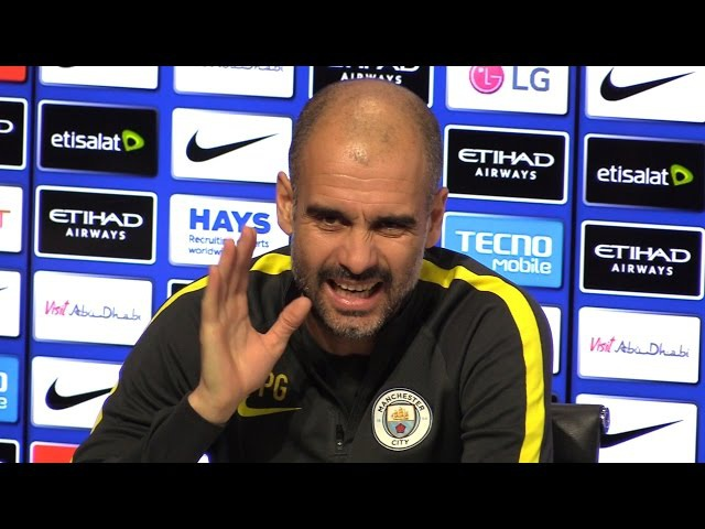 Pep Guardiola Jurgen Klopp Is The Best Manager In The World For Spectators