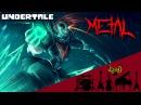 Undertale - Battle Against a True Hero 【Intense Symphonic Metal Cover】