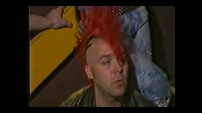 The Exploited 1983 Interview (Wattie Buchan Karl Morris)