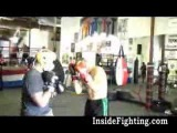 Randy Couture vs Quinton Rampage Jackson (Sparring)