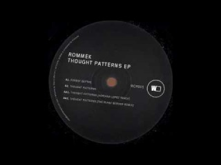 Rommek - Thought Patterns (Adriana Lopez Remix) (Weekend Circuit / WCR005)
