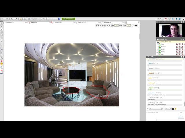 Что такое дизайн интерьера - Детальная лекция (лето 2016)