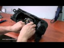Audi A6 C6 renovating headlights -- how to disassemble the lens reflector - headlights