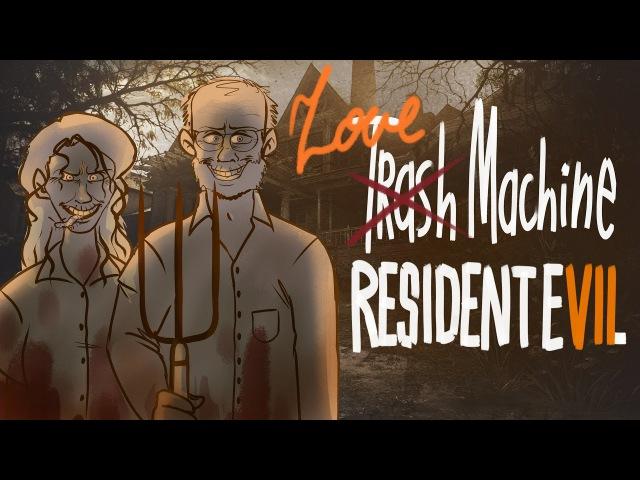 GrayKiddos LOVE-Machine - Обзор Resident Evil 7