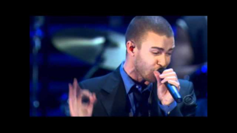 Justin Timberlake - My Love Lovestoned (Live From The Victoria's Secret Fashion Show 2006)