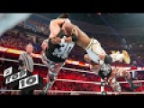 Greatest Tag Team Finishers WWE Top 10