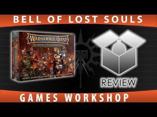 BoLS Unboxing | Shadows over Hammerhal | Games Workshop