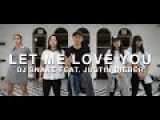 Let Me Love You (Dance Video) - DJ Snake feat. Justin Bieber @besperon Choreography #LetMeLoveYou